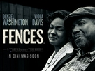 Fences - British Movie Poster (xs thumbnail)