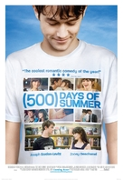 (500) Days of Summer - British Movie Poster (xs thumbnail)