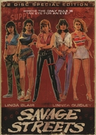 Savage Streets - DVD cover (xs thumbnail)
