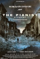 The Pianist - Turkish Movie Poster (xs thumbnail)