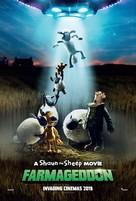 A Shaun the Sheep Movie: Farmageddon - British Movie Poster (xs thumbnail)