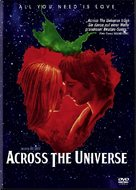 Across the Universe - German Movie Cover (xs thumbnail)