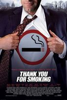 Thank You For Smoking - Movie Poster (xs thumbnail)