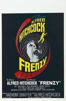 Frenzy - Belgian Movie Poster (xs thumbnail)