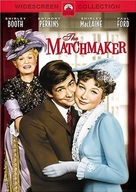 The Matchmaker - DVD cover (xs thumbnail)