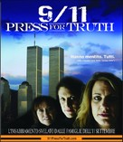 9/11: Press for Truth - Italian Movie Poster (xs thumbnail)