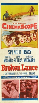 Broken Lance - Movie Poster (xs thumbnail)