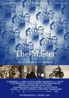 The Master - Swedish Movie Poster (xs thumbnail)