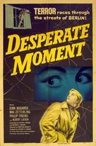 Desperate Moment - Movie Poster (xs thumbnail)