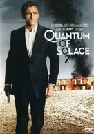 Quantum of Solace - Italian Movie Cover (xs thumbnail)