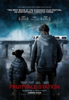 Fruitvale Station - Canadian Movie Poster (xs thumbnail)