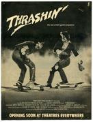 Thrashin' - poster (xs thumbnail)