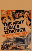 The Navy Comes Through - Movie Poster (xs thumbnail)