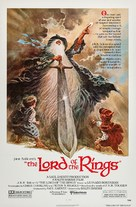 The Lord Of The Rings - Movie Poster (xs thumbnail)