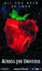 Across the Universe - Danish Movie Poster (xs thumbnail)