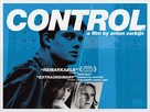 Control - British Concept movie poster (xs thumbnail)