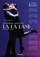 La La Land - German Movie Poster (xs thumbnail)