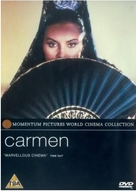 Carmen - British Movie Cover (xs thumbnail)