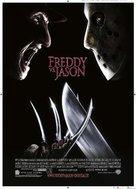 Freddy vs. Jason - German Movie Poster (xs thumbnail)
