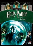 Harry Potter and the Order of the Phoenix - DVD cover (xs thumbnail)