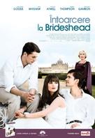 Brideshead Revisited - Romanian Movie Poster (xs thumbnail)
