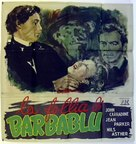 Bluebeard - Italian Movie Poster (xs thumbnail)