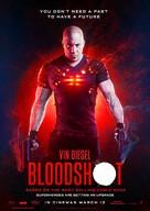 Bloodshot - New Zealand Movie Poster (xs thumbnail)