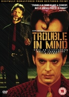 Trouble in Mind - British DVD cover (xs thumbnail)