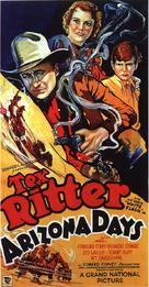 Arizona Days - Movie Poster (xs thumbnail)
