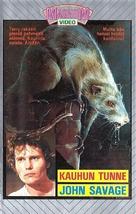 The Killing Kind - Finnish VHS movie cover (xs thumbnail)
