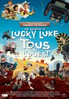 Tous à l'Ouest: Une nouvelle aventure de Lucky Luke - French Movie Poster (xs thumbnail)