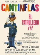 Patrullero 777, El - Mexican Movie Poster (xs thumbnail)