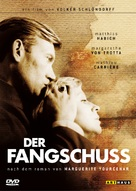 Fangschuß, Der - German Movie Cover (xs thumbnail)