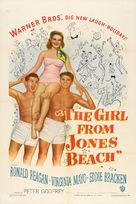 The Girl from Jones Beach - Movie Poster (xs thumbnail)