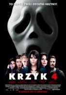 Scream 4 - Polish Movie Poster (xs thumbnail)