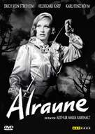 Alraune - German DVD cover (xs thumbnail)