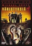 Tremors 4 - Finnish DVD cover (xs thumbnail)