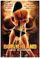 Borderland - Italian Movie Poster (xs thumbnail)