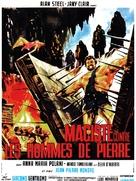 Maciste e la regina di Samar - French Movie Poster (xs thumbnail)