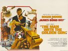 The Man With The Golden Gun - British Movie Poster (xs thumbnail)