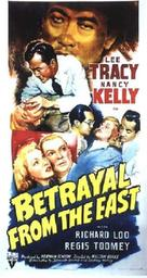 Betrayal from the East - Movie Poster (xs thumbnail)