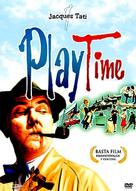 Play Time - Swedish DVD cover (xs thumbnail)