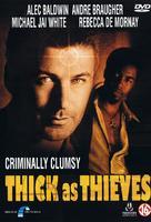 Thick as Thieves - Dutch DVD cover (xs thumbnail)