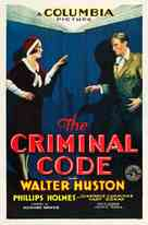 The Criminal Code - Movie Poster (xs thumbnail)