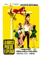 Sinful Davey - Spanish Movie Poster (xs thumbnail)