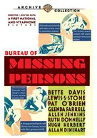 Bureau of Missing Persons - Movie Cover (xs thumbnail)