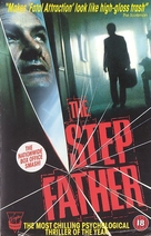 The Stepfather - British VHS cover (xs thumbnail)