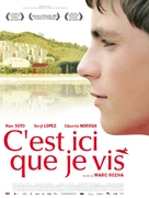 Petit indi - French Movie Poster (xs thumbnail)