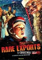 Rare Exports - DVD cover (xs thumbnail)