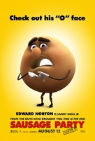 Sausage Party - Movie Poster (xs thumbnail)